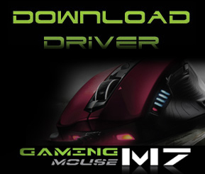 Driver Gaming Mouse M7
