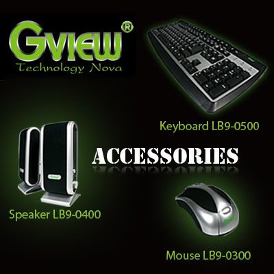 Gview  Accessories