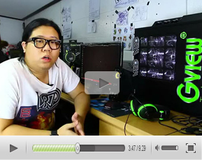 VRZO Review Gview Gaming Gear
